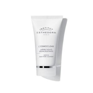 ESTHEDERM photo produit, Osmoclean Crème Douce Désincrustante 75ml, exfoliant purifiant, gommage pour tous types de peau