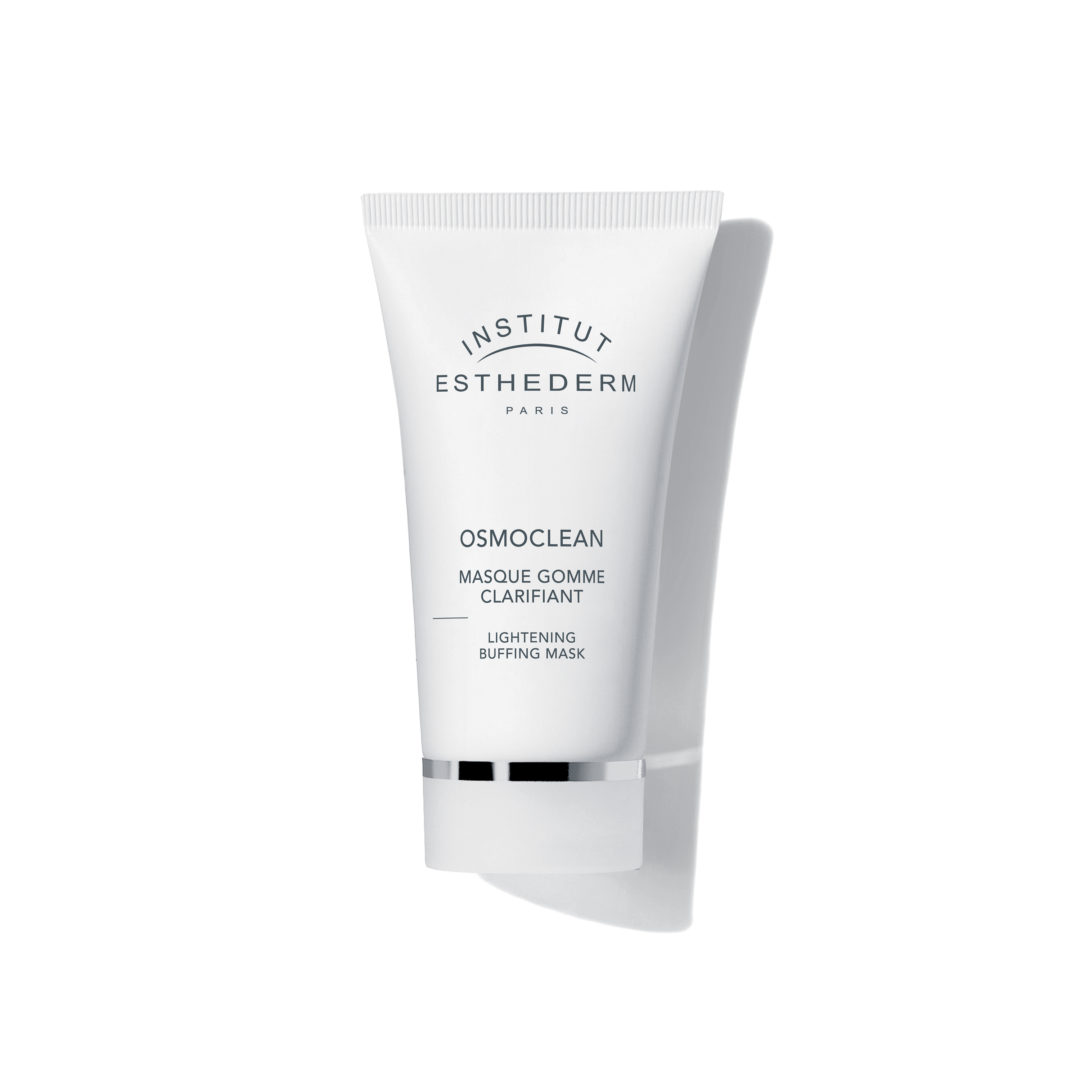 ESTHEDERM product photo, Osmoclean Lightening Buffing Mask 75ml, beadless exfoliation, deep skin buffing, all skin types