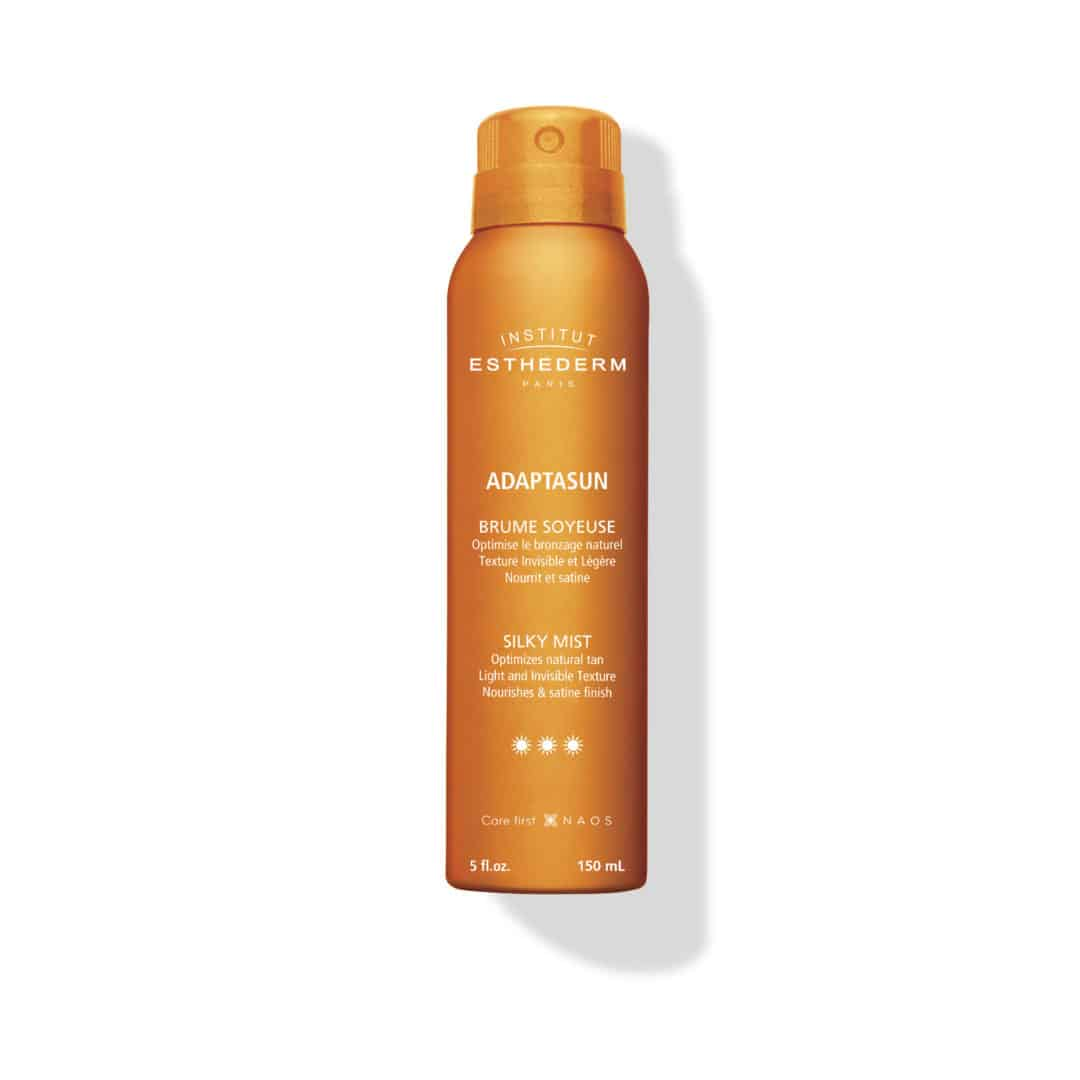 ESTHEDERM product photo, Sun Care Mist, sun protection, ultra-nourishing, sheer protection