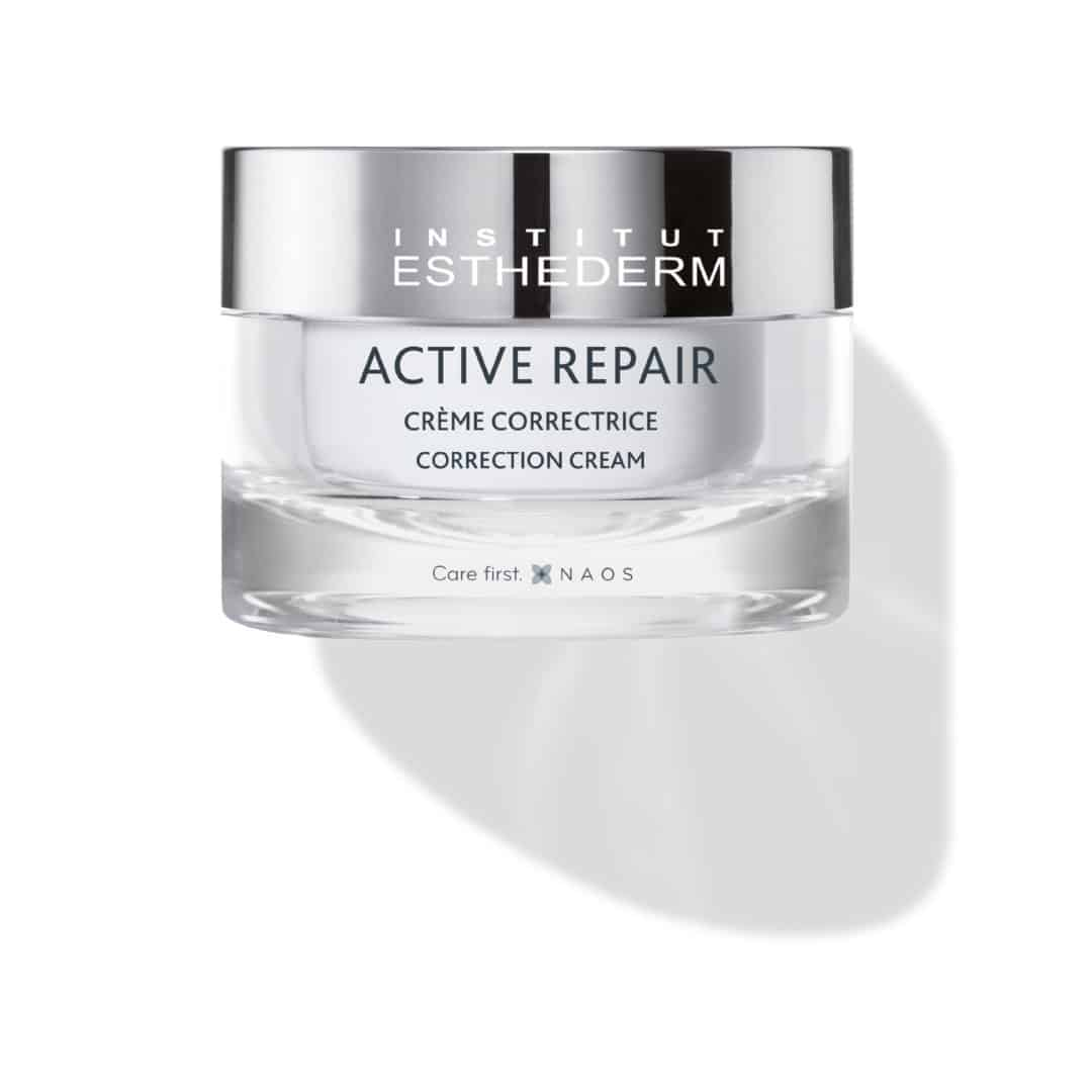 ESTHEDERM product photo, Active Repair Wrinkle Correction Cream 50ml, anti-aging care, hydrating, all skin types