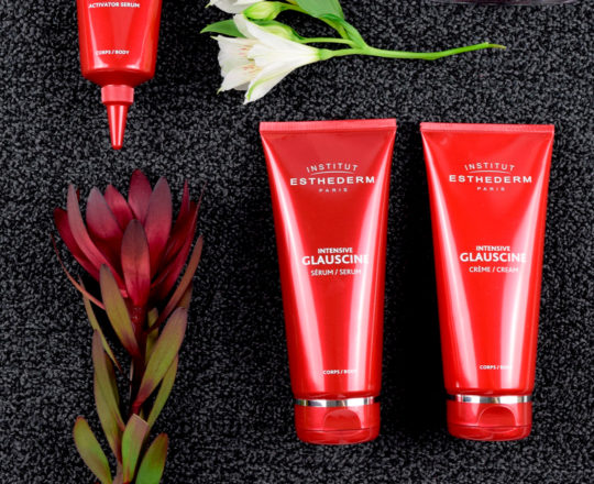 ESTHEDERM product photo, Body collection, firming cream, lotion, Oil, Cellulite, fitness, body scrub, toning serum, slimming