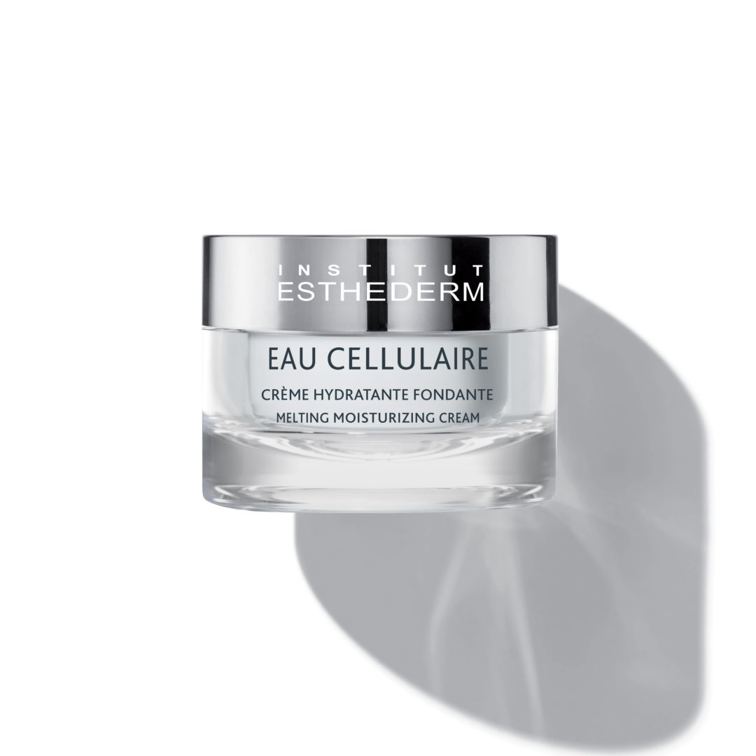ESTHEDERM product photo, Cellular Water Crème 50ml, hydrating skin care, deep hydration, dehydrated skin