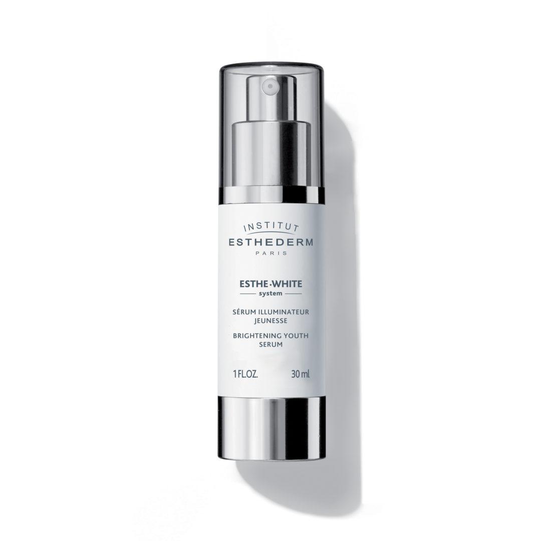 ESTHEDERM product photo, Esthe White Brightening Youth Serum 30ml, reduces dark spots, even skin tone, hyperpigmentation