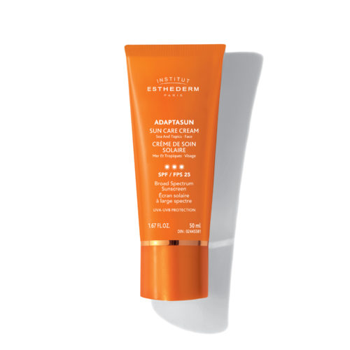 Adaptasun Sun Care Cream Sea And Tropics Face - Spf 25