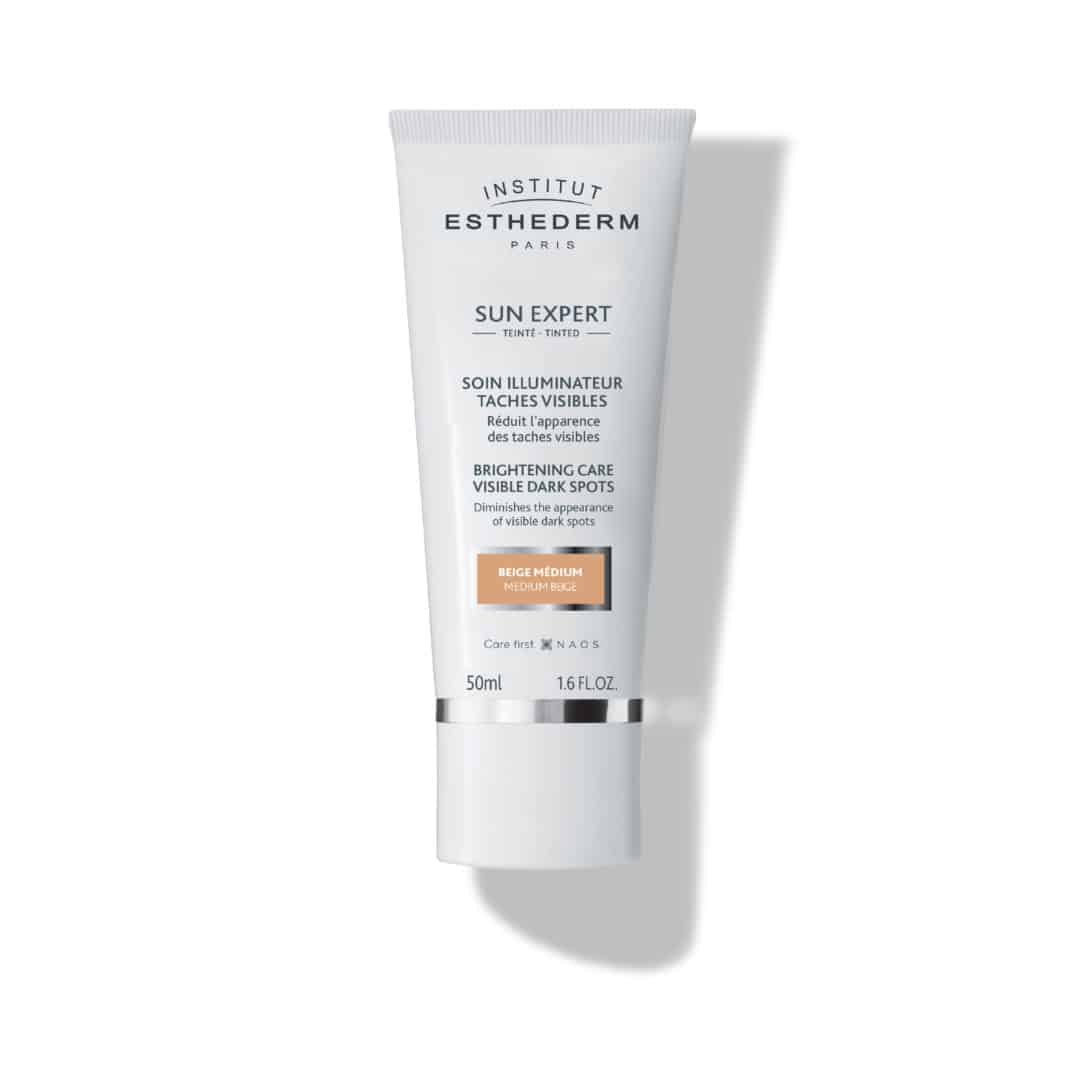 ESTHEDERM product photo, Sun Expert, Brightening Care, Visible Dark Spots