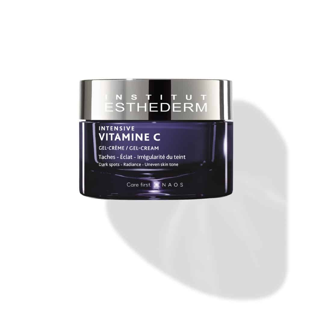 ESTHEDERM photo produit, Intensive Vitamine C Gel-Creme 50ml, Taches, Éclat, Irrégularité du teint, antioxydant