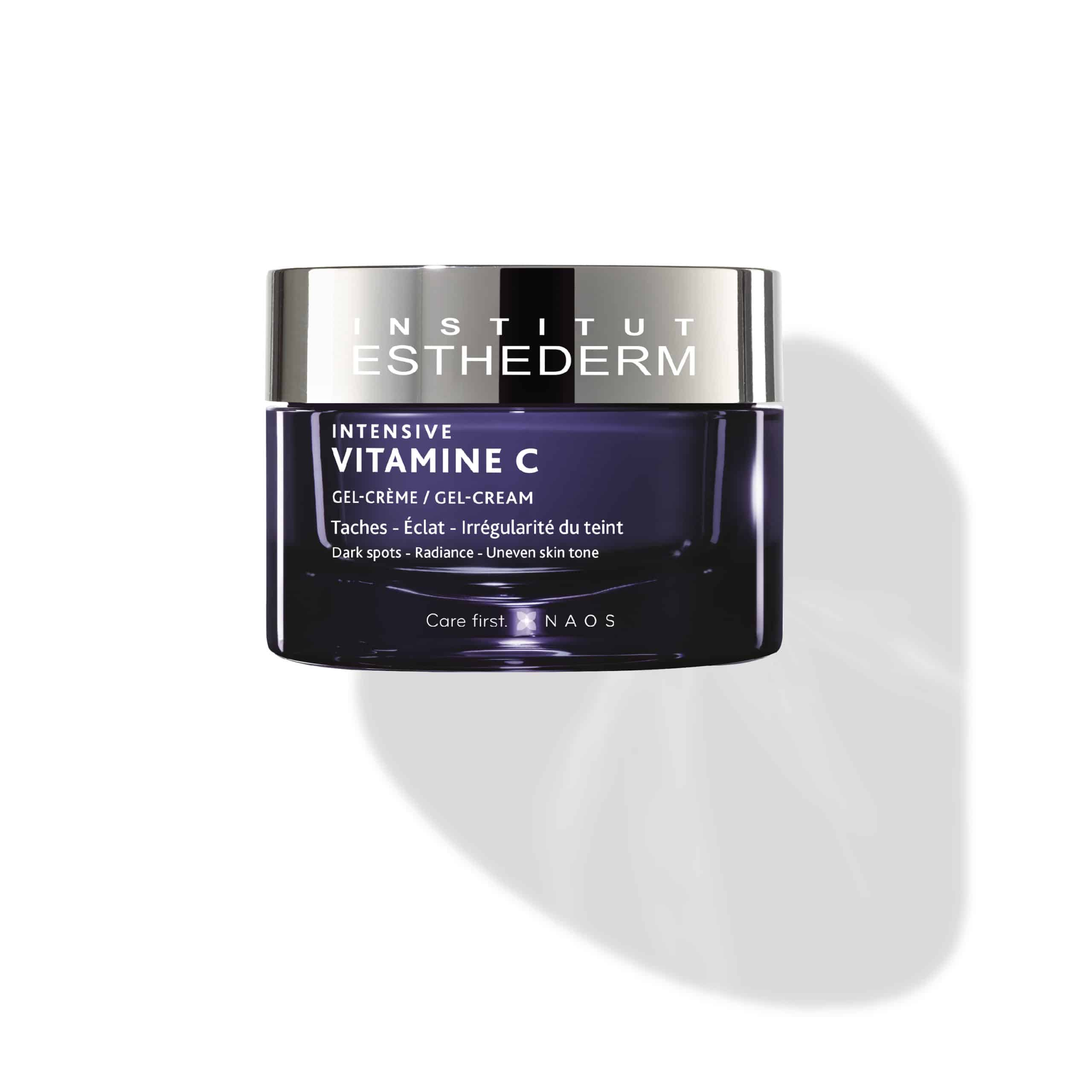 ESTHEDERM photo produit, Intensive Vitamine C Gel-Creme 50ml, Taches, Éclat, Irrégularité du teint, antioxydant