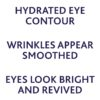 ESTHEDERM product photo, Intensive Hyaluronic Eye serum 15ml, hydrating, plumping care, first signs of aging, depuffing