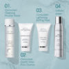 ESTHEDERM product photo, Osmoclean Deep Pore Cleanser 75ml, purifying exfoliator, scrub for all skin types