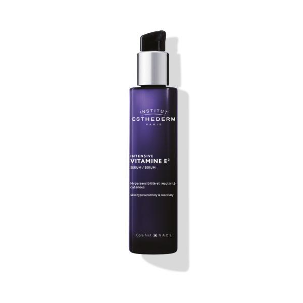 Esthederm photo produit_ Intensif Vitamine E sérum, peaux sensibles, rougeurs visibles