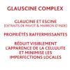 ESTHEDERM photo produit, Glauscine Crème 200ml, soin cellulite, soin corps raffermissant, drainant et hydratant