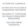 ESTHEDERM photo produit, Lift & Repair Crème Absolue Lissante 50ml, resculpte les contours du visage, anti-rides, lifting
