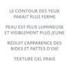 ESTHEDERM photo produit, Lift & Repair Soin Lissant Contour des Yeux 15ml, anti-rides, lifting, décongestionnant