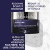 ESTHEDERM photo produit, Intensif Spiruline Crème 50ml, illumine la peau fatiguée ou terne, l'énergie, peau revitalisée