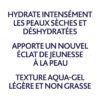 ESTHEDERM photo produit, Intensif Hyaluronic Sérum 30ml, soin hydratant et repulpant, premiers signes de l'âge