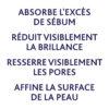 ESTHEDERM photo produit, Propolis+, Masque Purifiant 75ml, Kaolin, Signes de l'age visibles, Irrégularités, Pores, acné