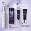 ESTHEDERM Photo produit, Gamme Intensive Propolis, sérum, crème, Essence, masque, décongestionnant, apaisant, acné, vieillissement