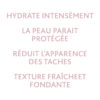 ESTHEDERM photo produit, Esthe White Soin Jour Hydratant Illuminateur Jeunesse 50ml, anti-taches brunes, uniformise le teint