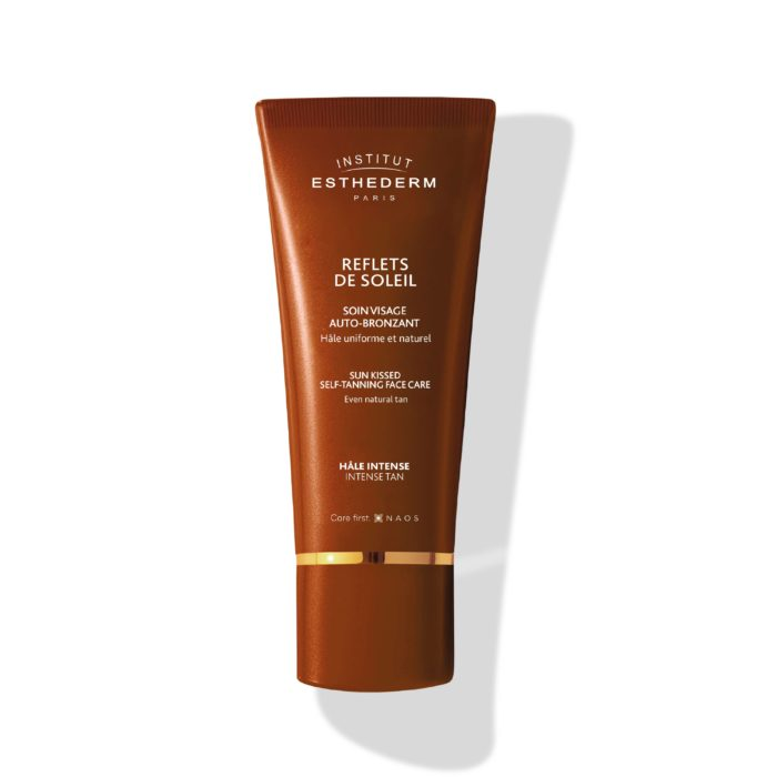 Sunkissed Self-Tanning Face Care - Intense Tan