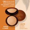 ESTHEDERM photo produit, Poudre Ensoleillante Protectrice 2 Soleils 15g, poudre bronzante naturelle, tous types de peau