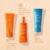 ESTHEDERM product photo, Bronz Repair anti-wrinkle Face Cream SPF 25 50ml, high UVA UVB sun protection, healthy tan