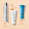 ESTHEDERM product photo, Sun Expert SPF 50+ 50ml, high sun protection, care for visible dark spots, brightening sun care